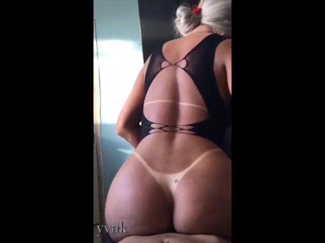 Brésilienne adorant le sexe anal